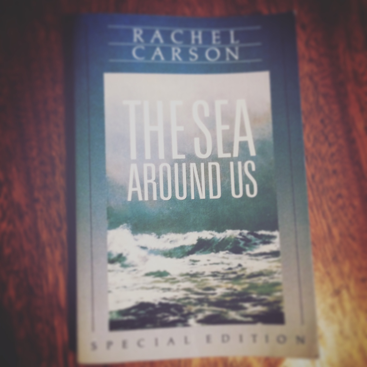 Book of da Week: The Sea Around Us by Rachel Carson