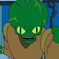 In Praise of Morbo from Futurama