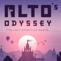 Alto's Odyssey: Beautiful Endless Smartphone Sandboarding Odyssey