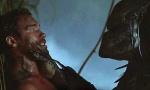 Arnold Scwarzenegger and the Predator