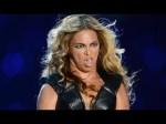 Beyoncé funny face
