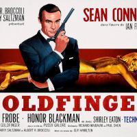 "Goldfinger: ""A martini. Shaken, not stirred."" Quote Off Extravaganza"