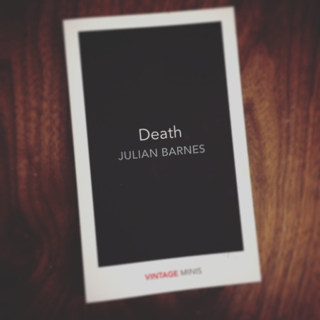 Death by Julian Barnes