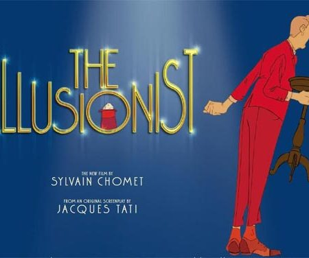 The Illusionist - Sylvain Chomet