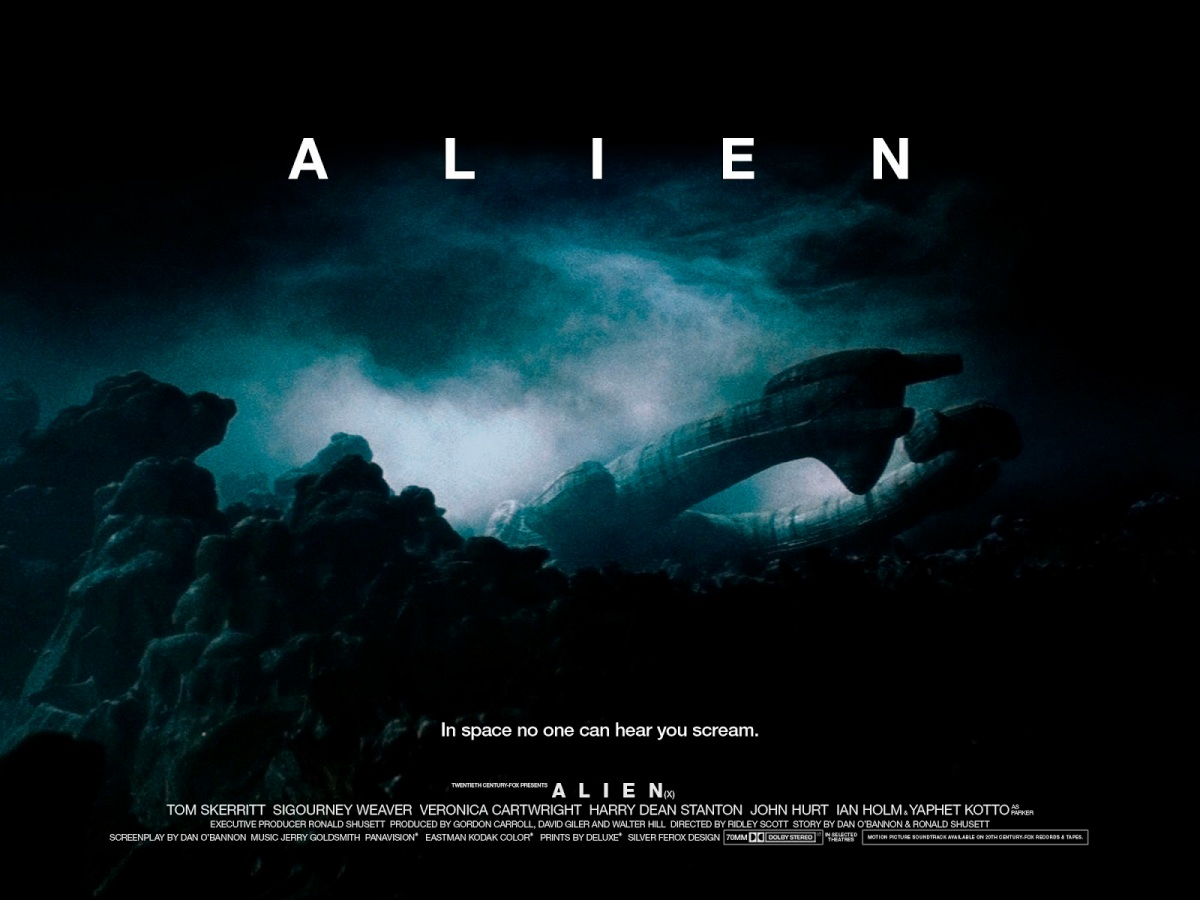 Alien: Still One of the Scariest Scares in Scary Horror History