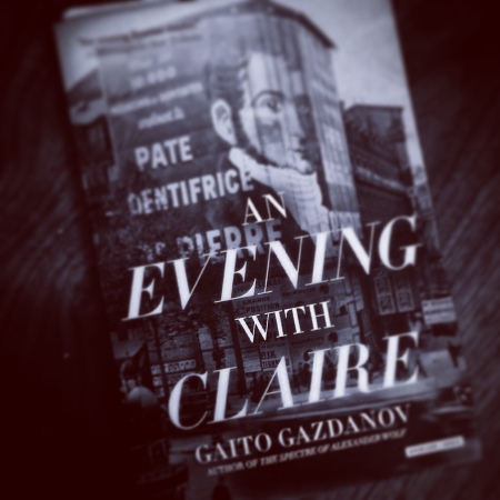 An Evening With Claire by Gaito Gazdanov