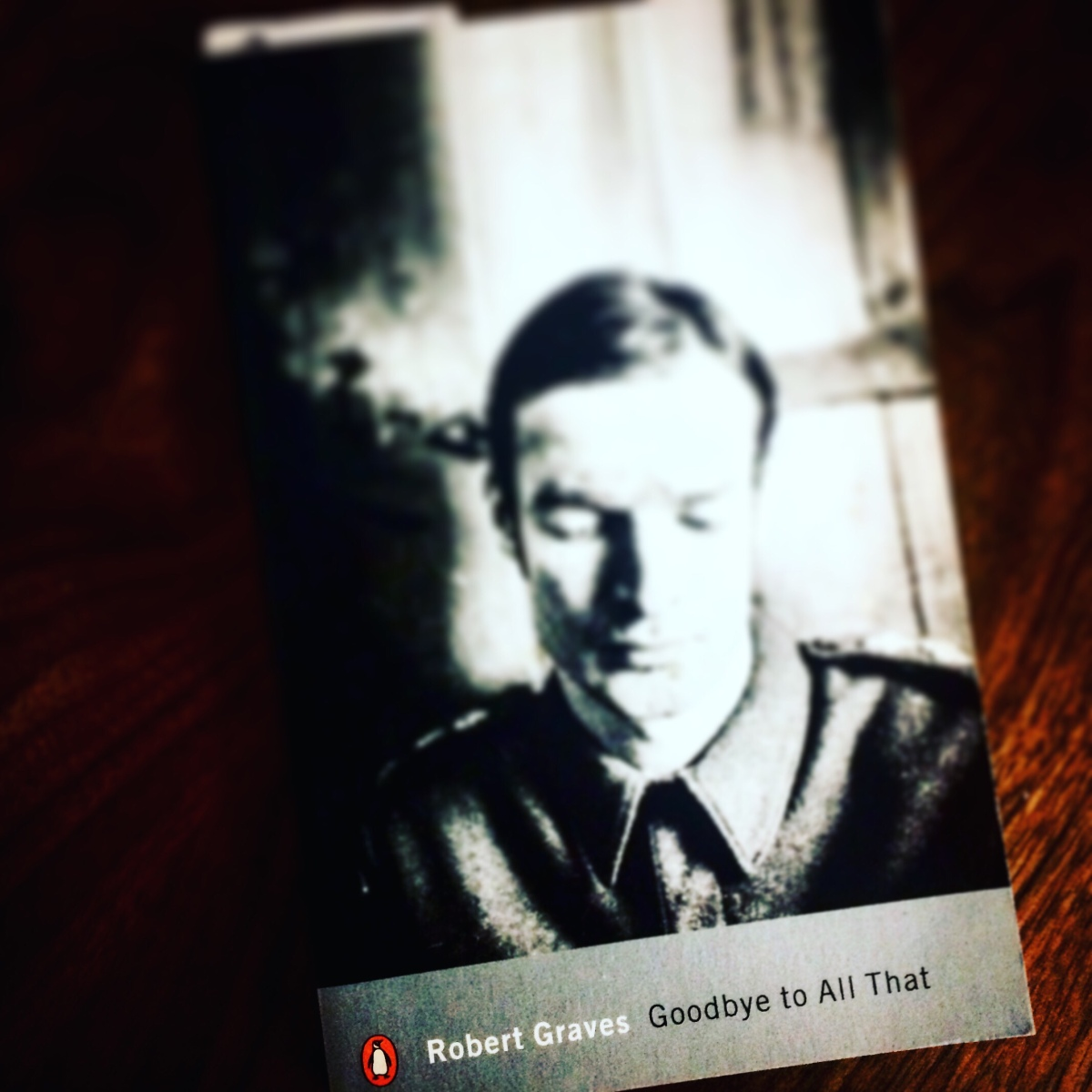 Book of da Week: Goodbye to All That by Robert Graves