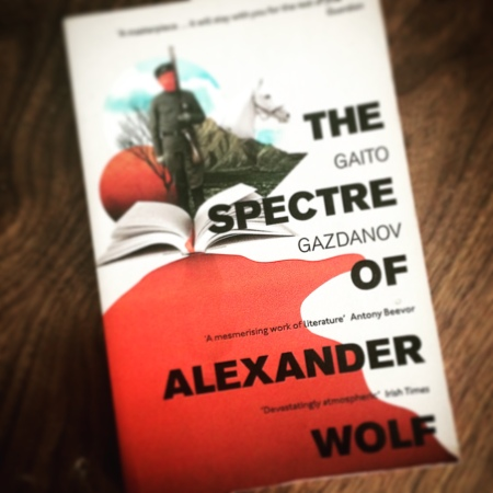 The Spectre of Alexander Wolf by Gaito Gazdanov