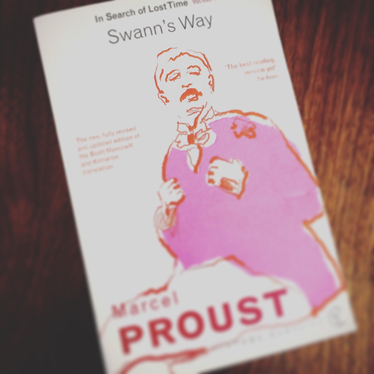 Book of da Week: Swann's Way by Marcel Proust