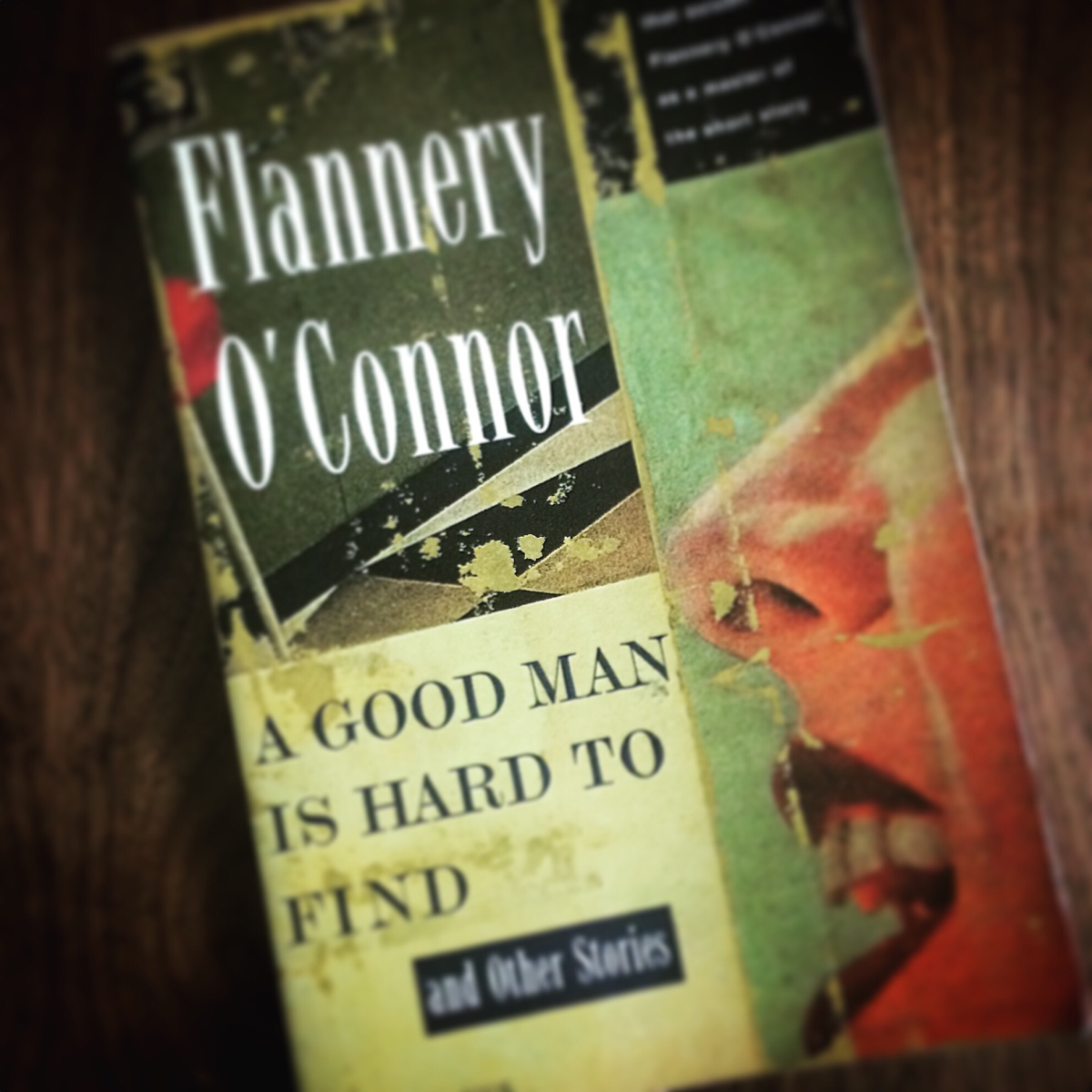 """learning life lessons in flannery o conners a good man is hard to find N """"a good man is hard to find,"""" flannery o'connor  good or for evil purposes man under pressure, involved in a  position life offers christians ."""