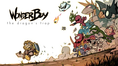 Wonder Boy - The Dragon's Trap Remake