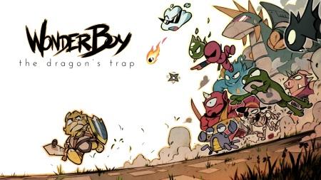 Wonder Boy - The Dragon's Trap Remake