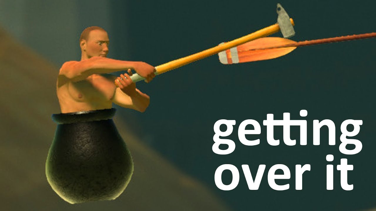 Getting Over It: Video Games Meet the Myth of Sisyphus – Professional Moron