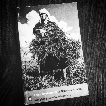 A Russian Journal by John Steinbeck