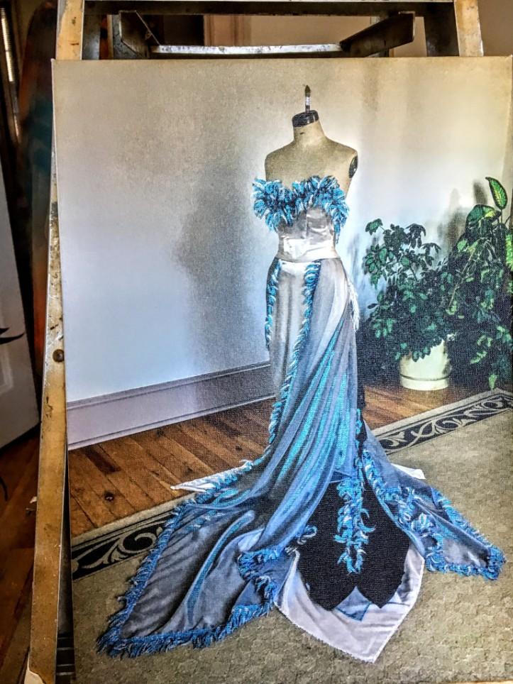 Resa McConaghy costume design
