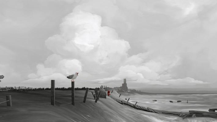FAR Lone Sails gameplay 1