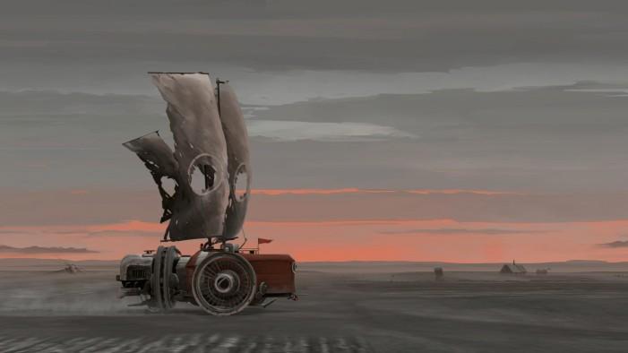FAR Lone Sails gameplay 3