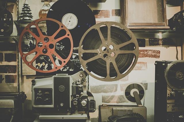 Movie making equipment