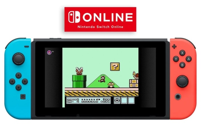 Super Mario Bros 3 on the Nintendo Switch
