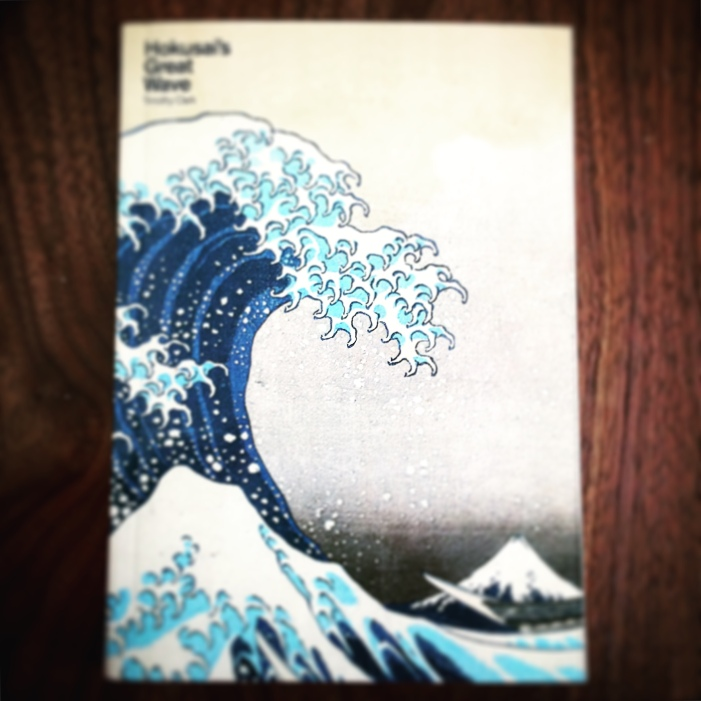 Hokusai's Great Wave by Timothy Clark