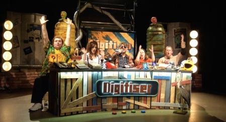Digitiser the Show