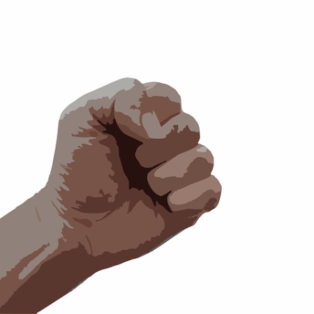The Fist of Aggression