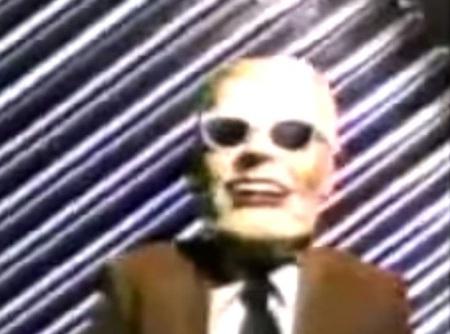 Max Headroom Broadcast Intrusion