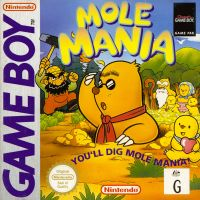 Mole Mania: Crazed Puzzle Game From 1996 You Didn't Know Exists