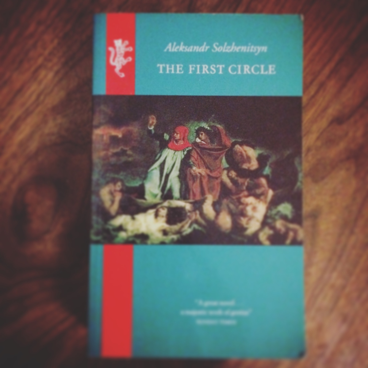 The First Circle by Alexandr Solzhenitsyn