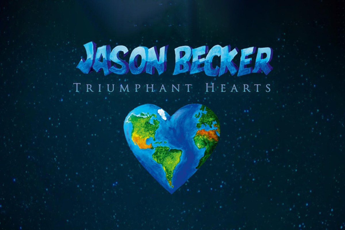 Jason Becker: Triumphant Hearts Album Hits The Stores