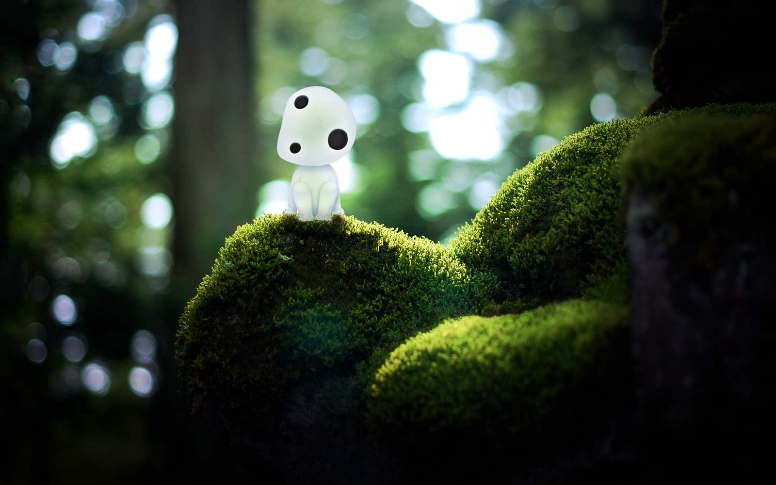 Kodama Celebrating Japanese Forest Spirits Professional Moron