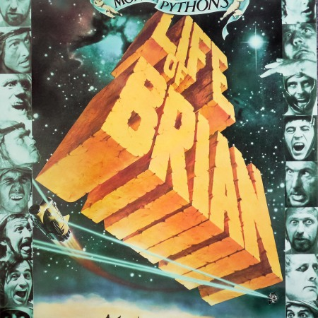 Monty Python's Life of Brian.