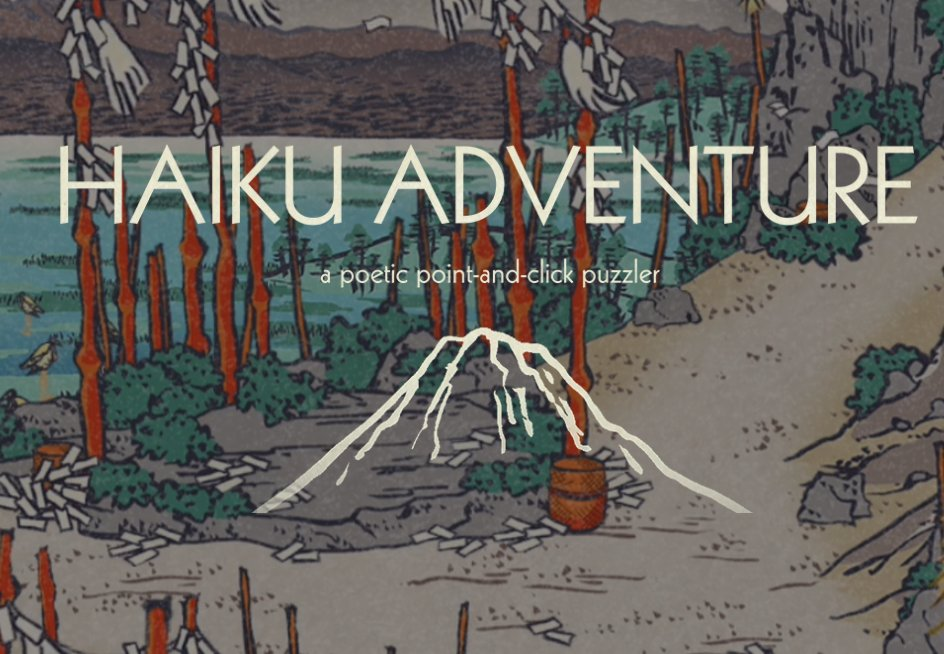 Haiku Adventure: The Poetic Point & Click Romp (preview)