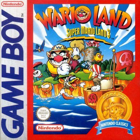 Wario Land Super Mario Land 3