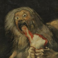 Saturn Devouring His Son: Goya's Dark Take On Greek Mythology
