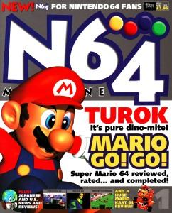 N64 Magazine - issue 1
