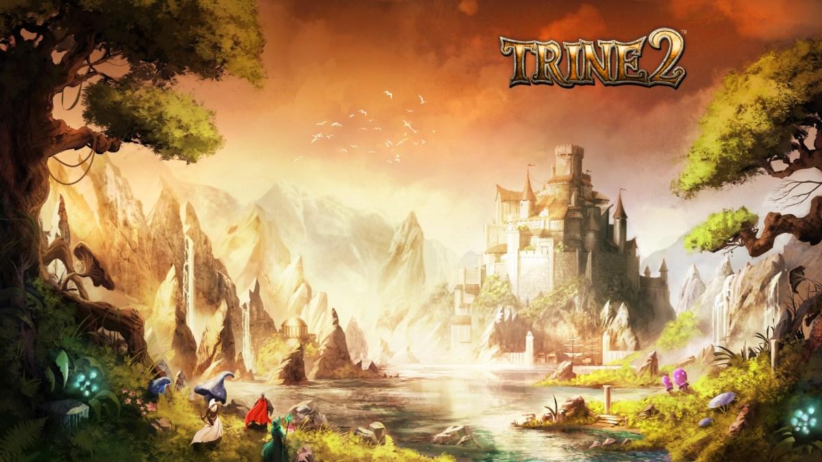 Trine 2: Fantastical and Stunning Indie Puzzle Platformer