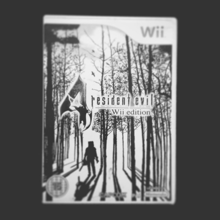 Resident Evil 4 - Wii Edition