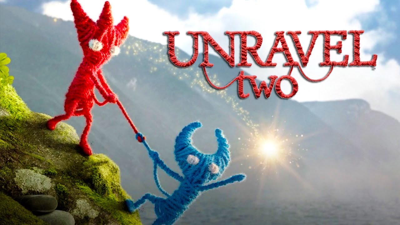 Unravel Two: Super Charming 2D Yarn Along