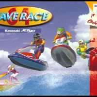 Wave Race 64: Classic Nintendo Racer With Water In It