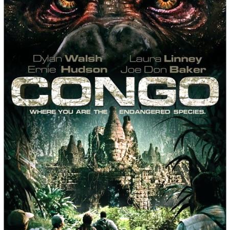 Congo 1995 film poster