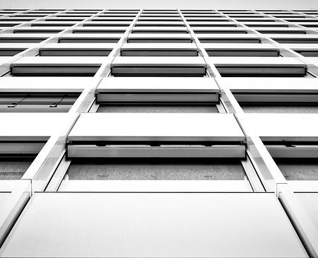 Grey windowsills