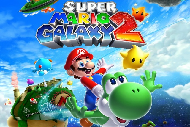 Super Mario Galaxy 2: Masterpiece of a Space Platformer Thing