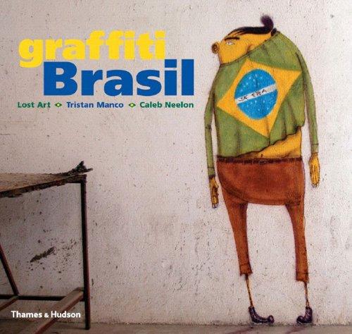 Graffiti Brasil by Tristan Manco
