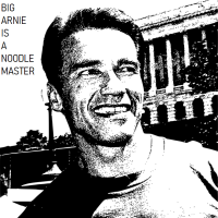 Arnold Schwarzenegger & Noodles: His Late '80s Japanese Adverts