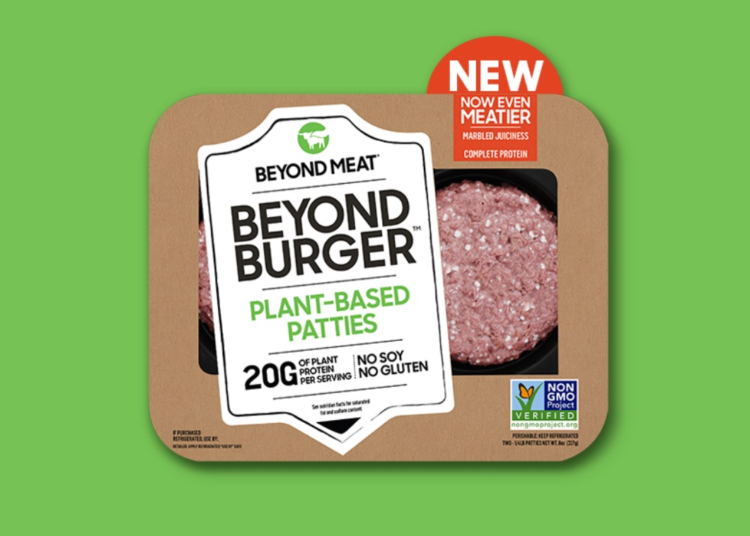 Beyond Burger: Cooking Up This Vegan Thing