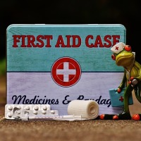 Exclusive Invention: The Professional Moron First Aid Kit