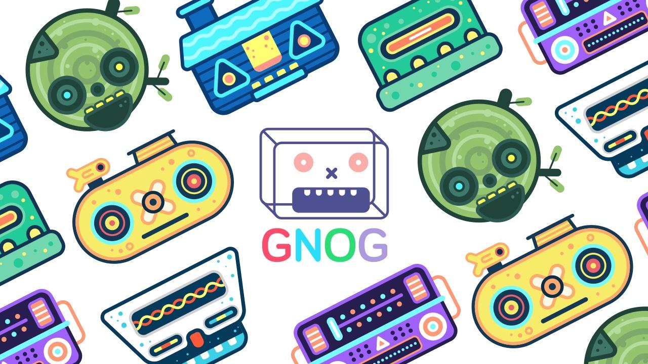 GNOG: Super Amazeballs Fun Puzzler Musical Buster 64