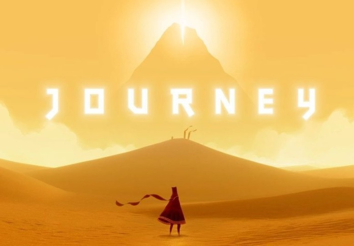 Journey video game