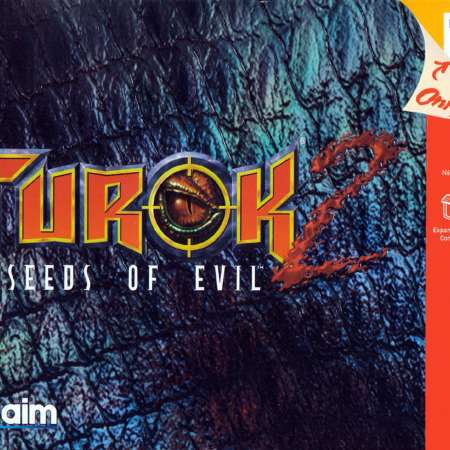 Turok 2 Seeds of Evil on the N64